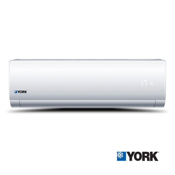 split pared york r410a